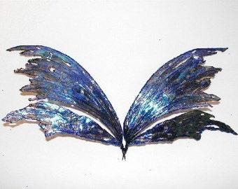 Fee Flügel-Unikat-schillernde-Erwachsenen oder Kinder Größe Feenflügel (Massanfertigung)