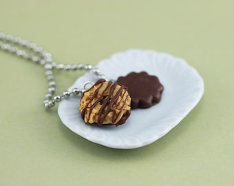 Scout Cookies Necklace