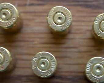 Bullet Shells 380 Casings  Spent Brass Shells Pendant Supplies Brass Bullets