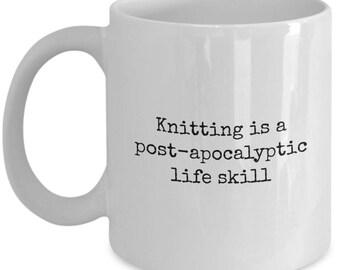 gift for knitter, mugs for knitters, knitting coffee cup, knitter gift, gifts for knitters, knitting mug, knitting mugs, knitting coffee mug