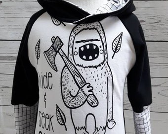 Grow with me hoodie