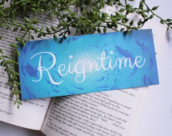 Reigntime bookmark