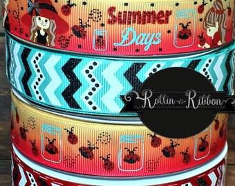 Summer Days on Sunset Ombre 7/8 Glitter