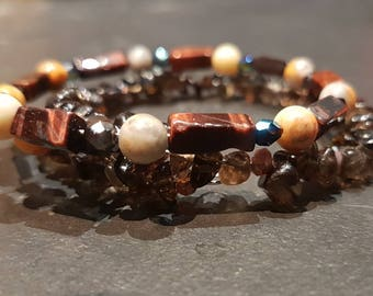 Wire cuff bracelets