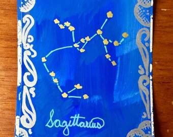 Sagittarius Constellation Sticker