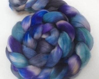 Wooly Onder #3 - handdyed merino-top 3.5 oz