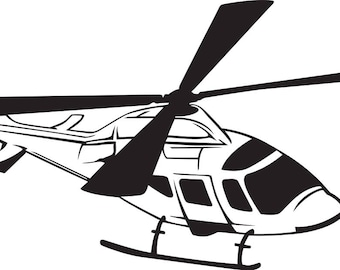 MY HELICOPTER SVG