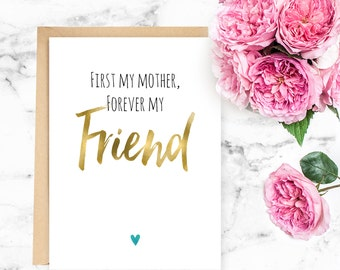 Handmade Card for all occasions - Mothers day / Gift / Birthday / Anniversary