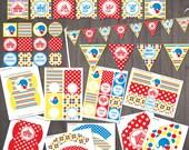 Circus Party Supplies - P...