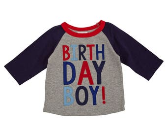 Mud Pie Birthday Boy Shirt and Cape