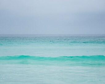 Serenity Print Seaside