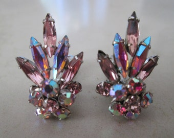 Vintage Earrings SHERMAN