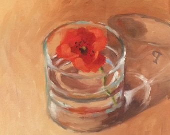 Parador • Spain • Original Art • Oil Painting • Daily Painter • Daily Painting