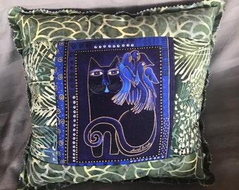 Lavender Scented Cat Pillow
