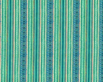 Tana lawn fabric from Liberty of London, The Braided Brocade