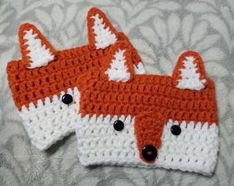 Fox boot cuffs size small-medium
