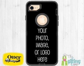 Custom Image OtterBox, OtterBox Defender, Photo OtterBox, Photo Phone Case, Picture OtterBox, Logo Phone Case, Apple iPhone, Samsung Galaxy