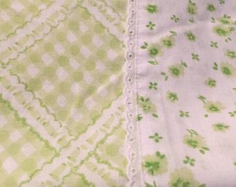Springdale Vintage Twin Flat Sheet