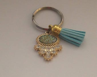 Cute Tassel Keychain