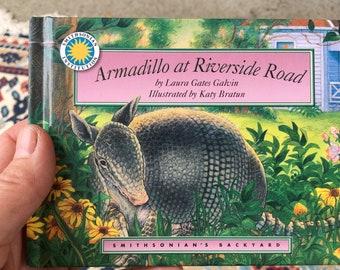 Horrible armadillo book