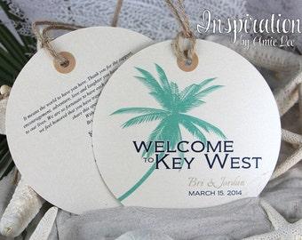 Welcome Bag tags, Wedding Tags, Wedding Favor Tags