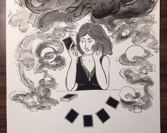 Fortune Telling Witch