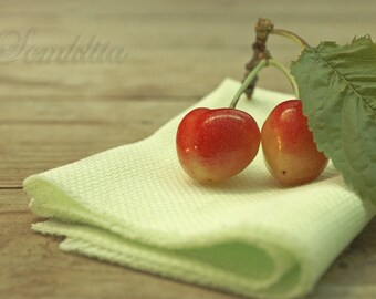 Digital Download photography Sweet cherry