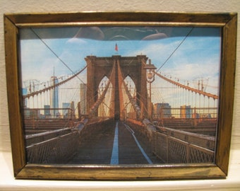 Old Pictures of the Brooklyn Bridge