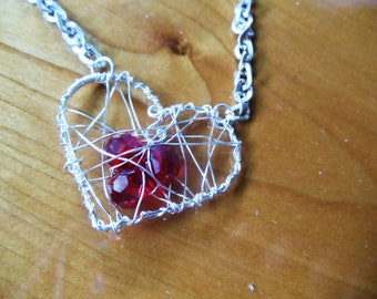 Dungeon Boss Energy Giving  Heart Container Necklace