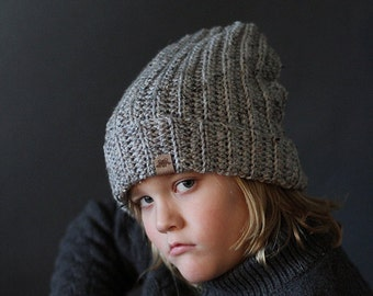 CROCHET PATTERN Huntsman Slouchy  Crochet Slouchy Hat Pattern Includes 8 Sizes Newborn, Baby, Toddler, Child, Teen, Ladies and Mens