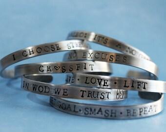Custom Mantra Bracelet, Personalize your Mantra on a Bracelet