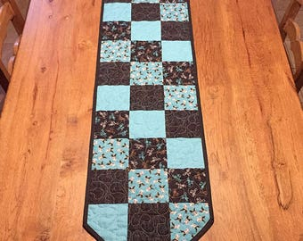 Cowgirl Up Table Runner