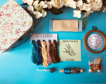 Craft Therapy Box : Swallow