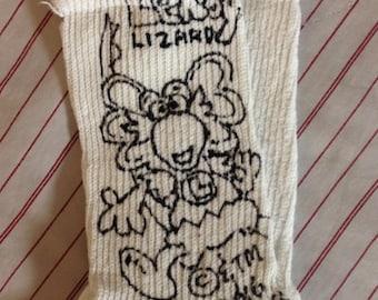 LeRoy Lizard Socks