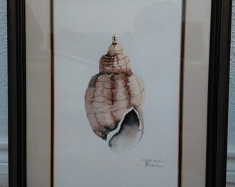 Original Shell Painting