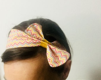 Hair Bow Band