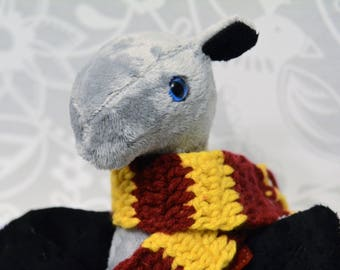 Striped Scarf for Stuffed Animal
