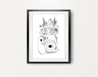 Living Polaroid