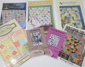 7 Quilting Patterns #3