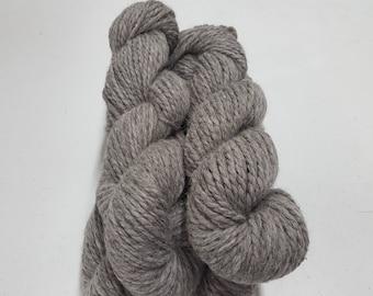 2 Ply Bulky Yarn, 100% Alpaca