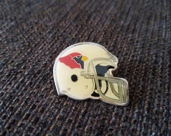 Vintage St Louis Cardinals Helmet Pin Starline Free Shipping