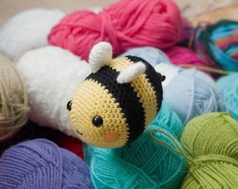 Amigurumi Bumblebee - Crochet Pattern