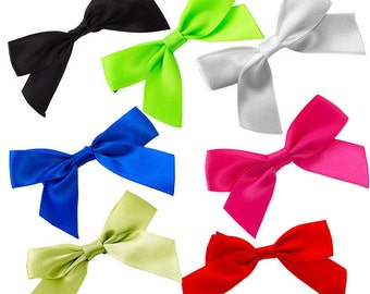 Twist Tie Bows - x100 pack