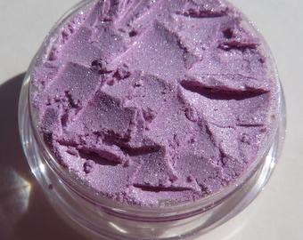 Sparkly Pale Purple Mineral Eyeshadow | Loose Powder | Cruelty-Free | Vegan Mineral Makeup Eye Shadow - Sweet Berries