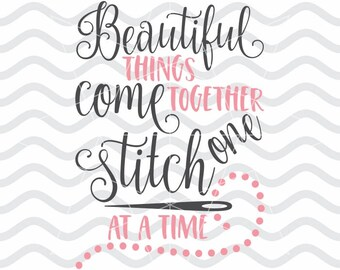 Beautiful things, A beautiful thing, Beautiful thing, Sewing svg, Sewing dxf, Sewing cut files, Sewing machine svg, Thread svg, Sew svg