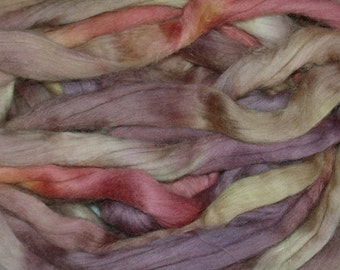 Cotton roving for spinning - Pheasant, 1 oz