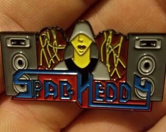 Spag Heady Hat pin LE/ 100