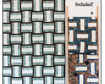 Pedal to the Metal - Paper Quilt Pattern