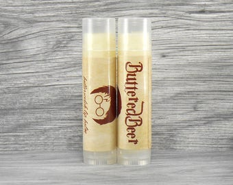 Buttered Beer Lip Balm