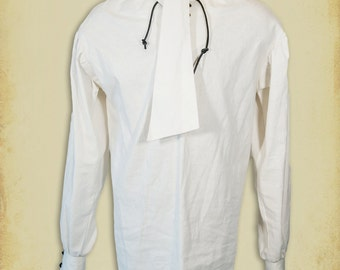 Patriote medieval shirt clothing for men LARP costume and cosplay